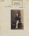 Allan Shafto Adair, by Camille Silvy - NPG Ax51395