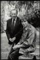 Sir Lennox Randal Francis Berkeley; Michael Fitzhardinge Berkeley, by Angela Gorgas - NPG x133026