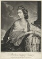 Barbara (née St John), Countess of Coventry, possibly by or after Henry Spicer - NPG D34192