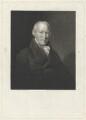 Henry Cowper, by William James Ward, after  John Jackson - NPG D34196