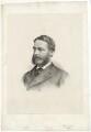 Francis Thomas de Grey Cowper, 7th Earl Cowper, by Charles William Walton - NPG D34198