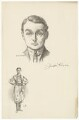 Joseph Coyne, after Howard van Dusen, and after  John Hassall - NPG D34205