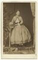 Marie Alexandrovna, Duchess of Edinburgh, by Franz Backofen - NPG x29743