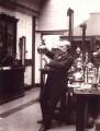 Sir James Dewar, by Alexander Scott, or  Ethel Glazebrook - NPG x5197