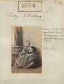 Mary Sarah (née Wellesley), Countess Cadogan, by Camille Silvy - NPG Ax51464