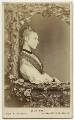 Princess Louise Caroline Alberta, Duchess of Argyll, by Hills & Saunders - NPG x132393