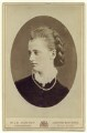 Elizabeth Harriet (née Grosvenor), Marchioness of Ormonde, by W. & D. Downey - NPG x132394