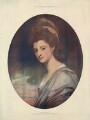 Elizabeth Craven (née Berkeley), Margravine of Brandenburg-Ansbach, after George Romney - NPG D34224