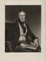 William Sharman Crawford, by Thomas Goff Lupton, after  John Prescott Knight - NPG D34227