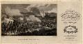 Battle of Waterloo, by John Romney, after  William Heath - NPG D9366