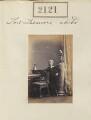 Hon. William Frederick Ormonde O'Callaghan, by Camille Silvy - NPG Ax51511