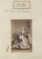 Elizabeth Trevor (née Tull), by Camille Silvy - NPG Ax51527