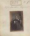 Horatia Elizabeth (née Seymour), Lady Erskine, by Camille Silvy - NPG Ax51563