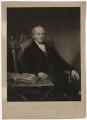 Isaac Crewdson, by Frederick Christian Lewis Sr, after  Benjamin Rawlinson Faulkner - NPG D34232