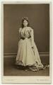 Lizzie Weston (née Elizabeth Jackson) as Medea in 'The Golden Fleece', by John Jabez Edwin Mayall, published by  A. Marion, Son & Co - NPG x21245
