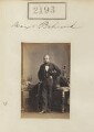 Maximilian Behrend, by Camille Silvy - NPG Ax51581
