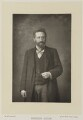 William Edward Ayrton, by W. & D. Downey, published by  Cassell & Company, Ltd - NPG Ax16158
