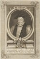William Laud, after Sir Anthony van Dyck - NPG D34296