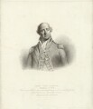 James Gambier, 1st Baron Gambier, by Gaetano Stefano Bartolozzi, published by  T. Cadell & W. Davies, after  William Evans, after  Sir William Beechey - NPG D34274