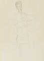 Sir Arthur Edward Drummond Bliss, by (Percy) Wyndham Lewis - NPG 6865
