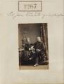 Edith Mary Thorold; Sir John Charles Thorold, 11th Bt, by Camille Silvy - NPG Ax51655