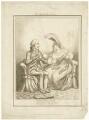 'The Bulstrode siren' (William Henry Cavendish Bentinck, 3rd Duke of Portland; Elizabeth Billington (née Weichsel)), published by John Miller, published by  William Blackwood, after  James Gillray - NPG D34318