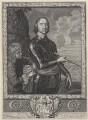 Oliver Cromwell, by Pierre Lombart, after  Robert Walker - NPG D34319