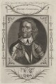 Oliver Cromwell, by T. Woodman, and by  Henry Mutlow, after  Samuel Cooper - NPG D34325