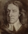 Oliver Cromwell, after Sir Peter Lely - NPG D34362