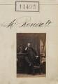 (Louis Dominique) Auguste Renoult, by Camille Silvy - NPG Ax61181