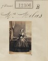 Terpsichore Melas, by Camille Silvy - NPG Ax61961