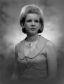 Lady Bridget Sarah Oppenheim (née Sinclair), by Bassano Ltd - NPG x176184