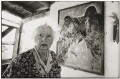 Dorothy Brett, by Neil Libbert - NPG P762