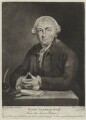 David Garrick, by Robert Laurie, printed for and published by  James Stevens, after  Sir Joshua Reynolds - NPG D34374