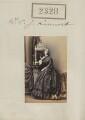 Ellen Georgiana (née Rowe), Lady Kennard, by Camille Silvy - NPG Ax51716