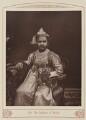 Sir Sayaji Rao III, Maharaja of Baroda, by Unknown photographer - NPG Ax28670