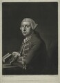 David Garrick, by John Dixon, published by  Robert Wilkinson, after  Thomas Hudson - NPG D34386