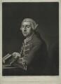 David Garrick, by John Dixon, published by  Robert Wilkinson, after  Thomas Hudson - NPG D34386