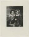 'Schoolboys' (Henry Gawler; John Bellenden Gawler (later Ker), by Samuel William Reynolds, after  Sir Joshua Reynolds - NPG D34390