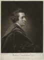 Richard Cumberland, by Valentine Green, published by  John Boydell, after  George Romney - NPG D34422