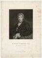 William Cunnington, by James Basire, after  Samuel Woodforde - NPG D34432