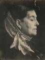 Gertrude Barbara Rich Tennant (née Collier), by Eveleen Myers (née Tennant) - NPG Ax68307