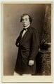 Benjamin Disraeli, Earl of Beaconsfield, by Mayall - NPG x76461