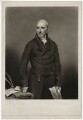 John Christian Curwen, by and published by Charles Turner, after  John James Halls - NPG D34481