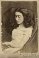 Eveleen Myers (née Tennant), by Unknown photographer - NPG Ax68344