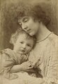 Leopold Hamilton Myers; Eveleen Myers (née Tennant), by Hayman Seleg Mendelssohn - NPG Ax68346