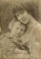 Leopold Hamilton Myers; Eveleen Myers (née Tennant), by Hayman Seleg Mendelssohn - NPG Ax68347