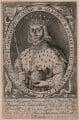 Called King Henry II, by Renold or Reginold Elstrack (Elstracke) - NPG D9381