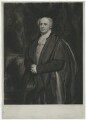 Ashurst Turner Gilbert, by Samuel Cousins, published by  James Ryman, after  Thomas Phillips - NPG D34468