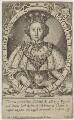 King Richard II, by Renold or Reginold Elstrack (Elstracke), after  Unknown artist - NPG D9386